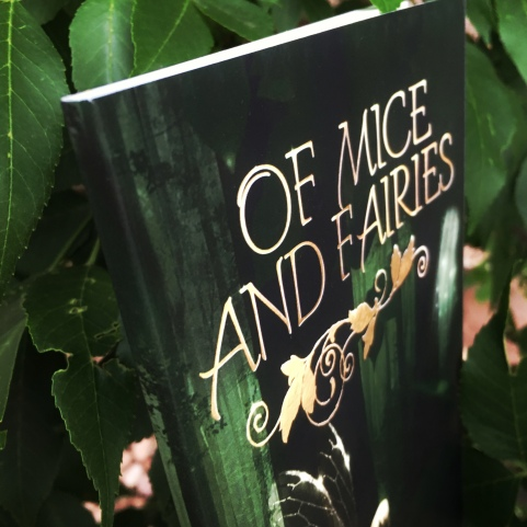 Of Mice and Fairies by A.R. Geiger in leaves